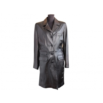 Женское кожаное пальто MISSION, L