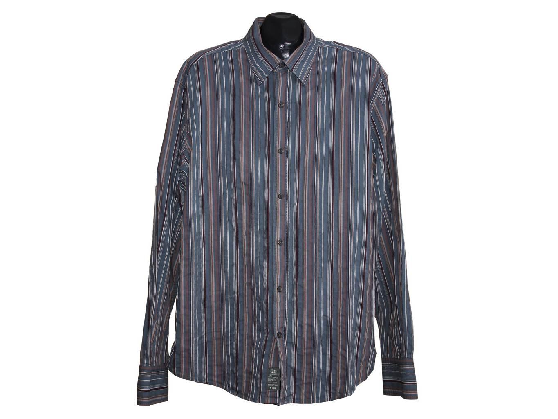Мужская рубашка в полоску ESPRIT, XL