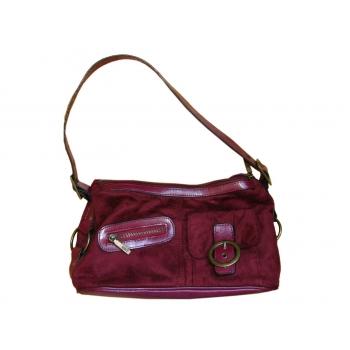 Женская бордовая сумка ENVY