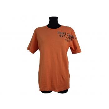 Женская оранжевая футболка ESPRIT, L