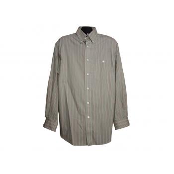 Мужская рубашка в полоску ORVIS, XL