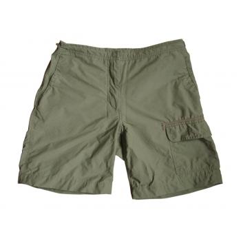 Женские зеленые шорты H&M