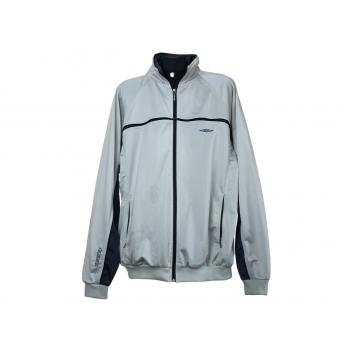 Мужская спортивная куртка мастерка UMBRO, XL