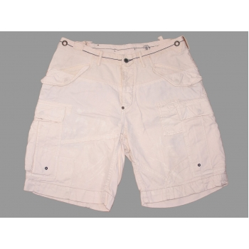 Мужские белые шорты POLO RALPH LAUREN