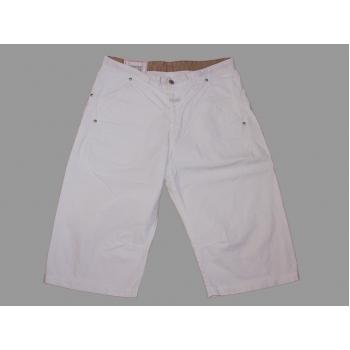 Мужские белые джинсовые бермуды MARITHE FRANCOIS GIRBAUD W 34