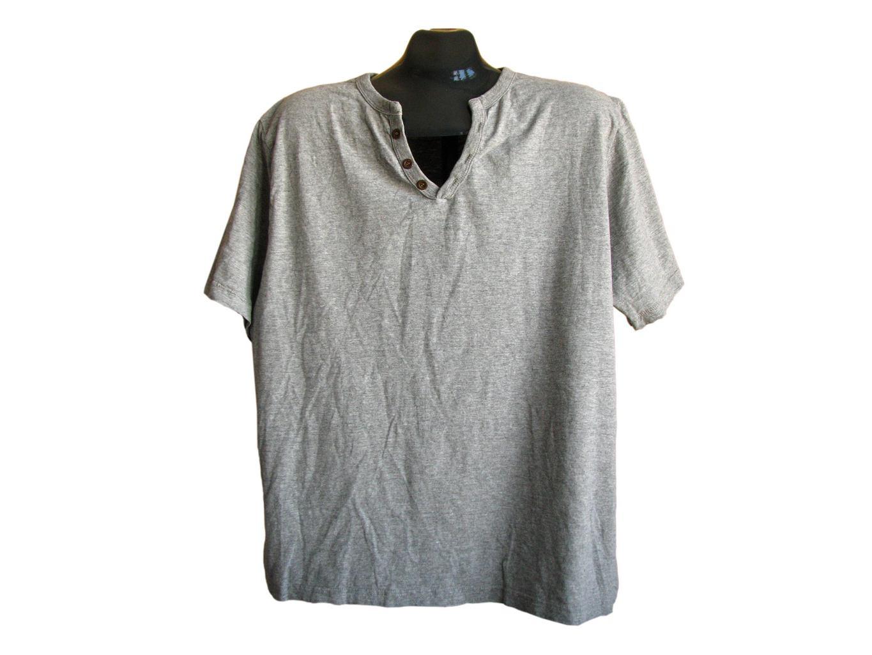 Мужская серая футболка NEW LOOK, L