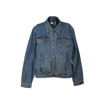 Мужская синяя джинсовая куртка NEXT, L