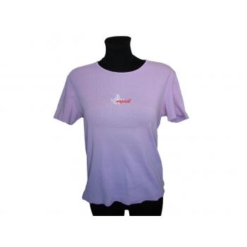 Женская сиреневая футболка ESPRIT, L