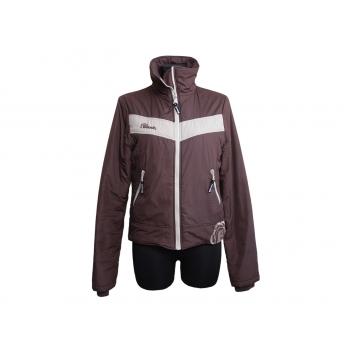 Женская коричневая демисезонная куртка весна осень BENCH, S