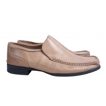 Мужские кожаные туфли TOPMAN 44 размер