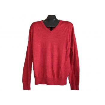 Мужской шерстяной пуловер UNIQLO, L