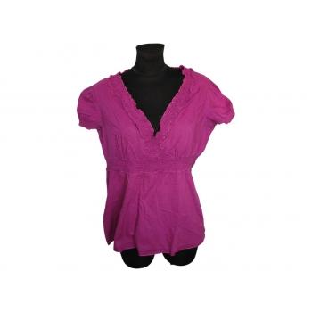 Женская сиреневая блузка ESPRIT