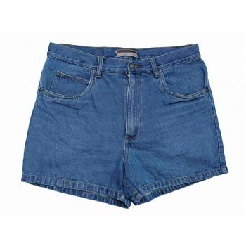 Женские синие джинсовые короткие шорты Mc Panthon sportswear