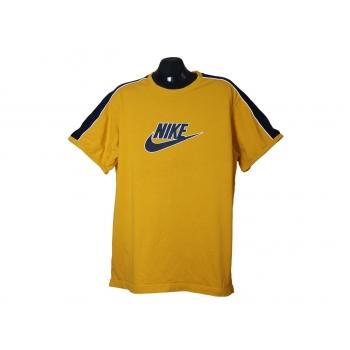 Мужская желтая футболка NIKE