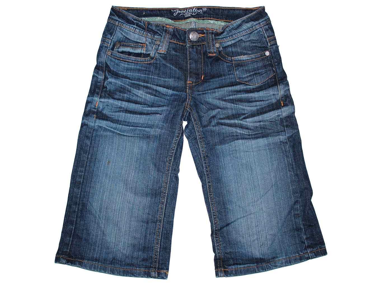 Детские джинсовые бриджи NEW LOOK на девочку 11-13 лет
