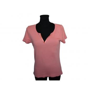 Женская футболка персикового цвета ESPRIT