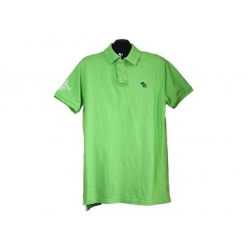 Мужское зеленое поло ABERCROMBIE & FITCH, L