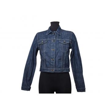 Женская синяя джинсовая куртка MOTO, XS