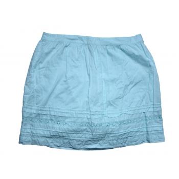 Женская голубая юбка BASS. Co, XXL