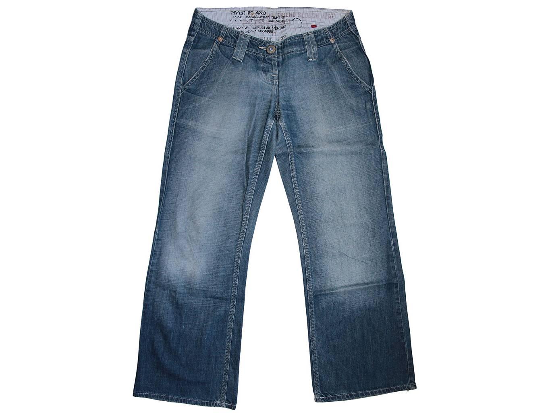 Женские широкие джинсы RIVER ISLAND, S
