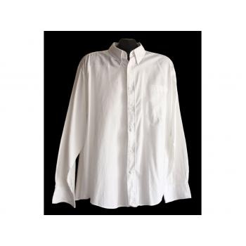 Мужская белая рубашка SQV, XL