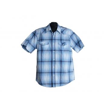 Мужская рубашка в клетку L.O.G.G. by H&M