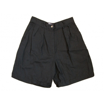 Женские льняные шорты с высокой талией TOP SHOP UNLIMITED, S