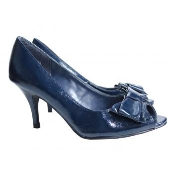 Женские синие туфли NEW LOOK GORGEOUS 36 размер