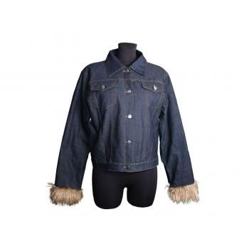 Женская утепленная джинсовая куртка PUNTO MODA, XL