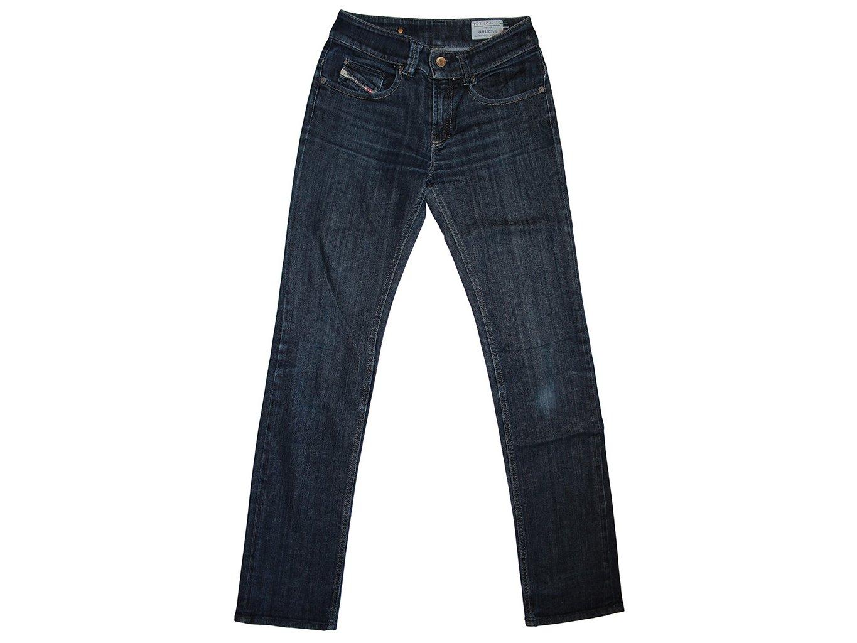 Женские узкие недорогие джинсы DIESEL, XS