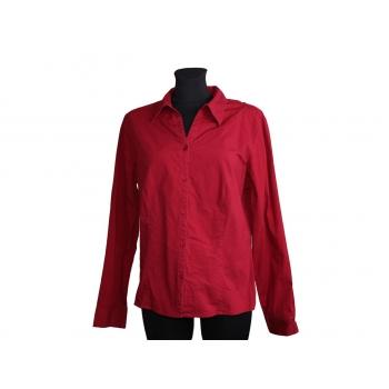 Женская красная рубашка MEXX