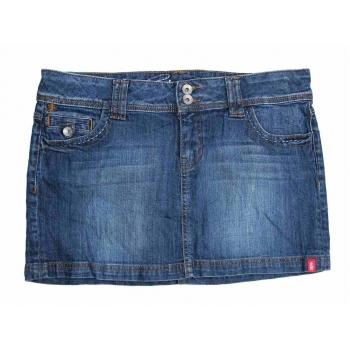 Женская джинсовая мини юбка ESPRIT