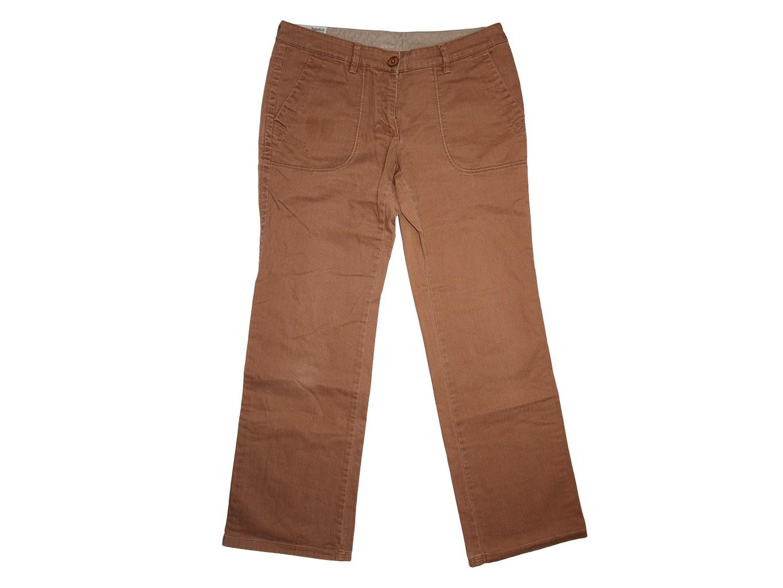 Женские коричневые джинсы TIMBERLAND