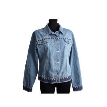 Женская голубая джинсовая куртка ESPRIT, XL