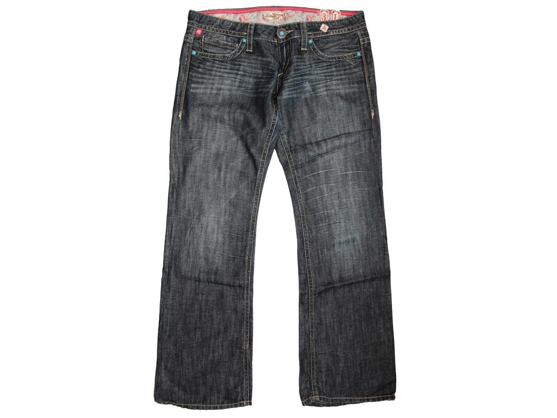 Женские прямые джинсы INDIAN ROSE, XL