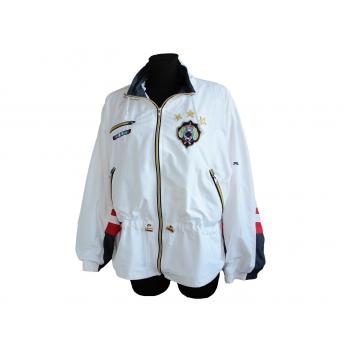Женская белая спортивная куртка FILA, XXXL