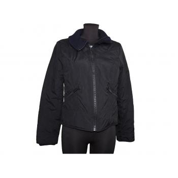 Женская черная демисезонная куртка H&M, S