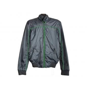 Мужская серая куртка ветровка BLUE INC, М