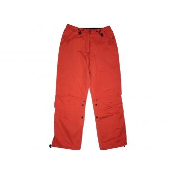 Женские оранжевые брюки RIVER ISLAND, S