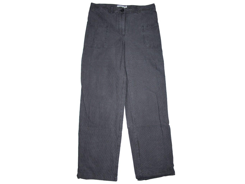 Женские серые прямые брюки KOOKAI, S
