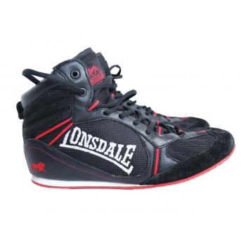 Женские высокие кроссовки LONSDALE 37 размер