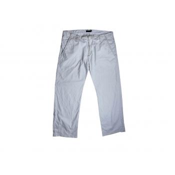 Брюки мужские льняные белые BLEND W 40 L 34