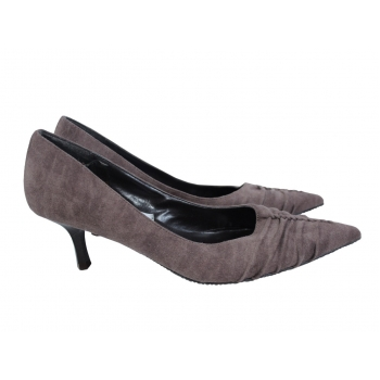 Женские коричневые туфли ICU 39 размер