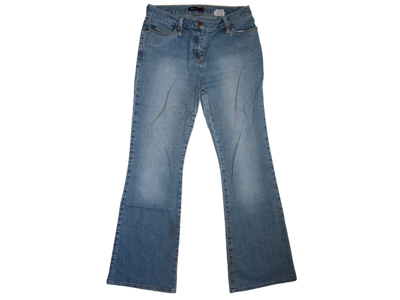 Женские недорогие джинсы клеш NEXT, S