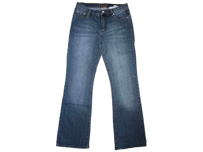 Женские прямые джинсы STREET ONE, S