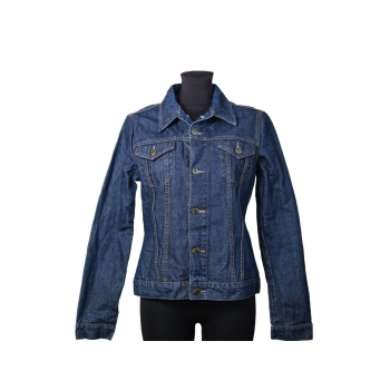 Женская синяя джинсовая куртка DIVIDED by H&M, S