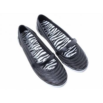 Женские черные кеды SKECHERS 36 размер