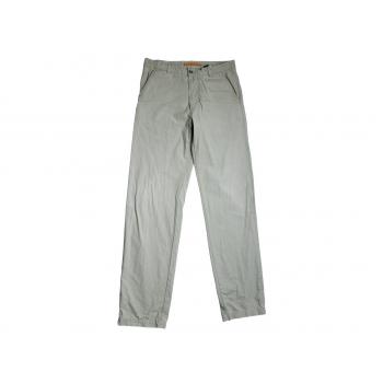 Мужские серые брюки TIMBERLEND W 30