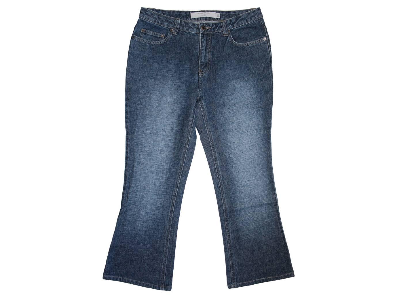 Женские джинсы клеш GIORDANO, М