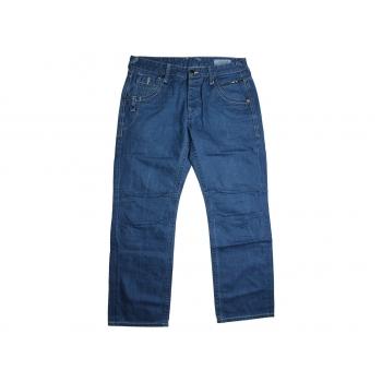 Мужские синие джинсы JACK & JONES W 34 L 30